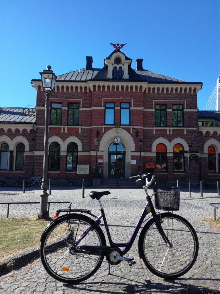 Cykla i Hallsberg