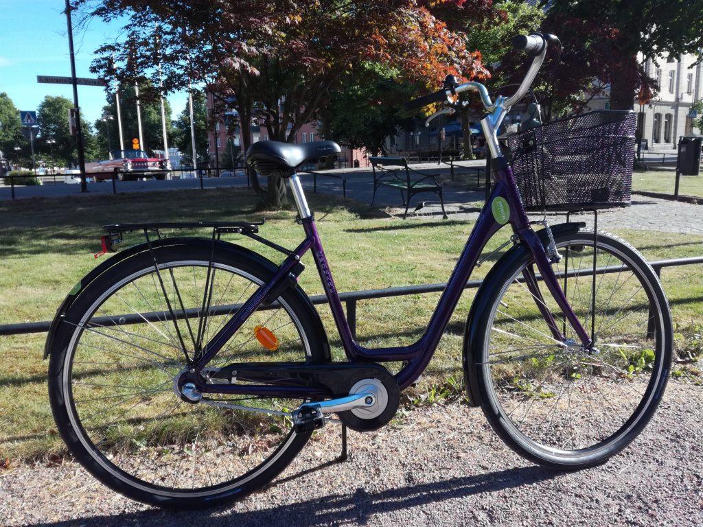 Cykla i Örebro