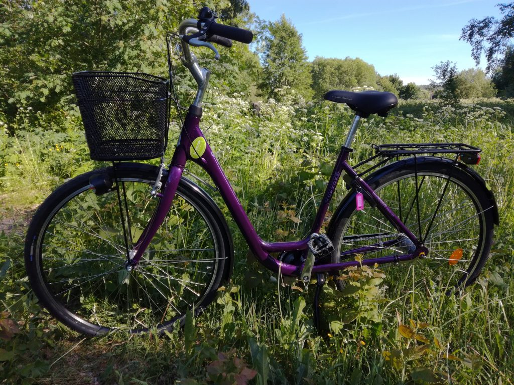 Cykla i Askersund